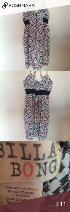 Billabong dress Cute Billabong summer dress Billabong Dresses