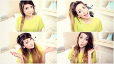 zoella hair | Zoella | Beauty, Fashion & Lifestyle Blog......want ombre hair