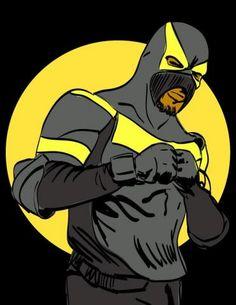 Phoenix Jones:  real life superhero.