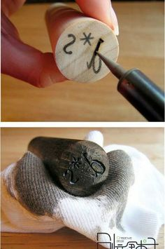Make your own wax seal
