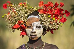 Surma Tribe, Ethiopia