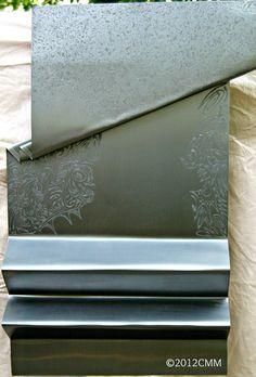 BELLOWS  Original Textured Contemporary by CMMorrisArtGallery, $299.00