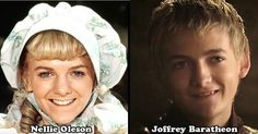 Game of Thrones on the Prairie - wait... <<< I will NEVER unsee this<<< I've never even seen game of thrones but this is hilarious!