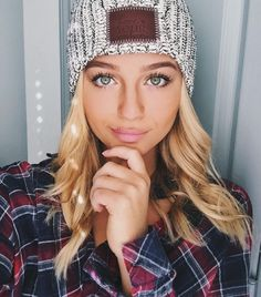 """If you love beanies as much as I do, definitely check out @loveyourmelon! 50% of net proceeds on every Love Your Melon product sold will be donated to the…"""