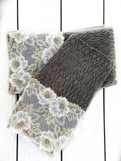 Hey, I found this really awesome Etsy listing at https://www.etsy.com/listing/502684172/gray-decorative-towel-set-black-hand