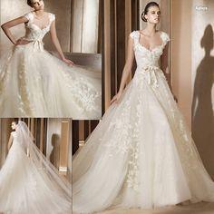 Lace Wedding Dress (111158) - China Bridal Dress