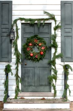 Front Door Inspiration - On Sutton Place