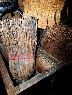 I love brooms!
