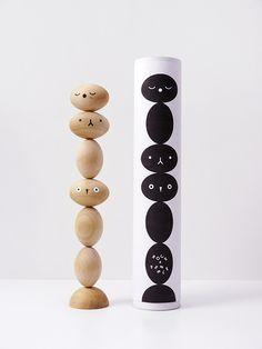 J-23 #TOTO #TheToyTotem: @rockandpebble More Gifts Ideas: www.lesnominettes.com