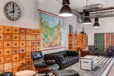 An Insanely Cool & Creative Coworking Space in Hamburg