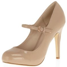 Nude Heel. A nude shoe is the perfect addition to your work and presentation wardrobe. The neutral color combined with the classic style means that you can pair this shoe with basically anything. -------- For more public speaking, business, presentation and communication tips, check out www.HugSpeak.com