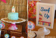 FaraPartyDesign-FiestaTeenBeachMovie (22) Teen Beach, Movie Party, Fiesta Party, Taking Pictures, Cake, Birthday, Desserts, Food, Design