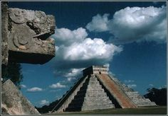 Ancient Mayan city of Chichen, Mexico - a must visit