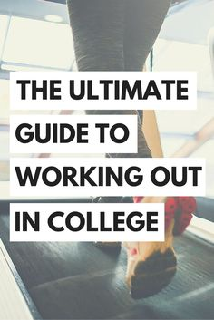 Looking for ways to stay fit while in college? Look no further for workouts to do in your dorm room and around campus!