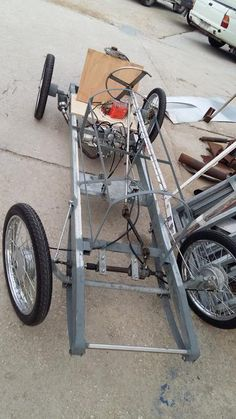 CycleKart Chassis