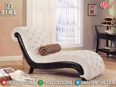 White Bedroom Chair, Bedroom Couch, Comfy Bedroom, Peach Bedroom, Sofa Beds, Couches, Bed Room, Lounge Design, Sofa Design