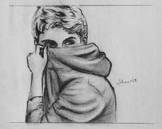 Niall Horan Drawing