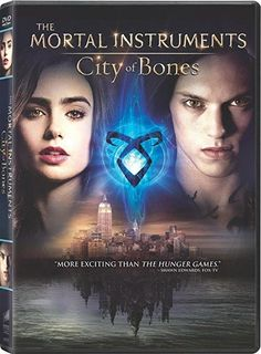 Lily Collins & Jamie Campbell Bower & Harald Zwart-The Mortal Instruments: City of Bones