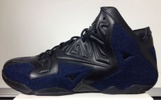 Nike LeBron 11 EXT 'Denim' (Releasing in US) - EU Kicks: Sneaker Magazine