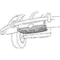 Prezzi e Sconti: #Van wezel alloggiamento ruota di scorta  ad Euro 20.84 in #Van wezel van wezel #Automoto