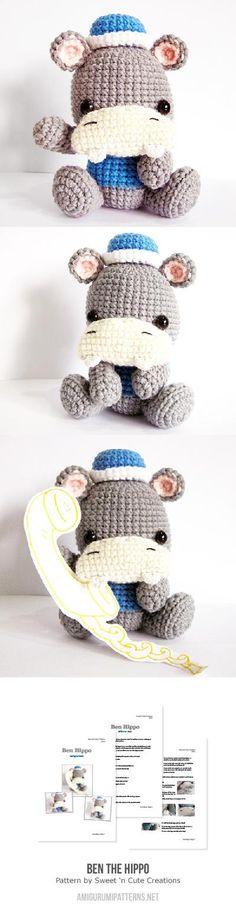 Ben the hippo