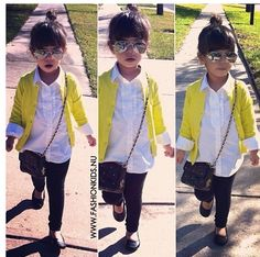 Def little girl style!