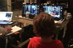 """A behind-the-scenes look at """"The Grinder,"""" the FOX comedy that stars Mary Elizabeth Ellis."""
