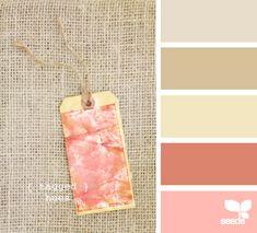 beautifulweddings: { Tagged Hues } Palette