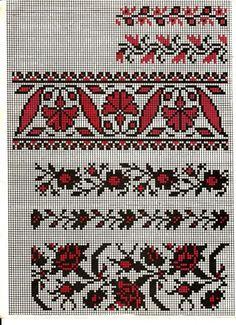 Gallery.ru / Фото #29 - 155 знаков украинской стародавней вышивки - vimiand