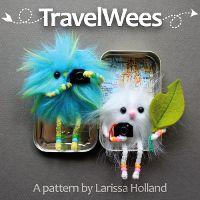 TravelWees - via @Craftsy