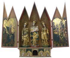 Flügelaltar aus Dornstadt - Meister Hartmann – Wikipedia