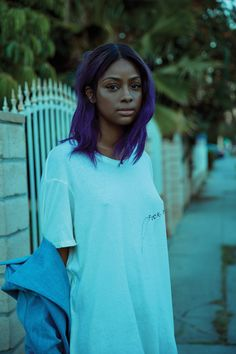 """""""The project is super, super personal; I've never said these things to  people publicly. This is me giving my heart to everyone — my eight ounces.""""  """"I love my friends,"""" R&B sensation Justine Skye proclaims. """"We're obsessed  with each other."""" On first look, the 21-year-old seems intimidating"""