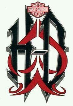 Harley Davidson ®....#{T.R.L.}