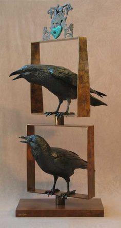 Totem - nice sculpture