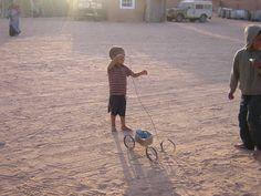jugete nuevo, campamentos saharauis