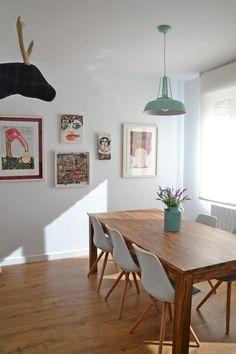 decoração -piso-madeira- laminada