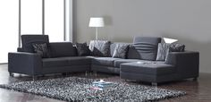 Sofas, Lounge Sofa, Couch, Grey, Furniture, Home Decor, Chair, Couches, Gray
