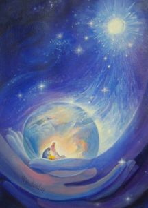 Cosmic Birth by Mary Southard