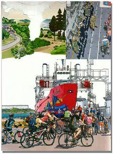 Otomo Katsuhiro Works - GENGA Original Pictures - Anime Books