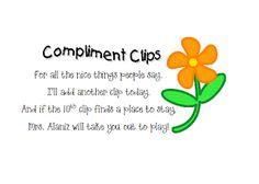 Compliment Clips