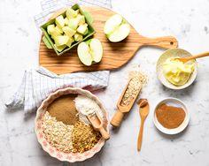 Elmalı Crumble | Beyaz Fırın Blog