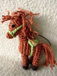 Giddy up! Free pattern