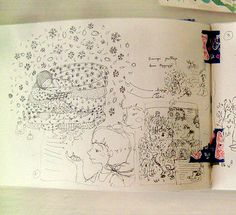 Sketch Book Sneak Peek: Anna Emilia