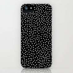 Dots iPhone & iPod Case by Priscila Peress - $35.00
