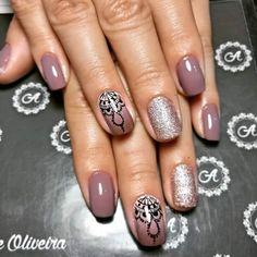 Nail Art, Nails, Beige Nail, Gel Nails, Fingernail Designs, Ongles, Finger Nails, Nail Arts, Nail Art Designs