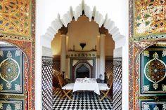 Riads, Marrakesch