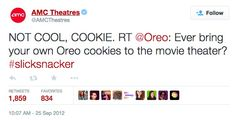 Oreo AMC Real-Time Marketing