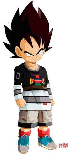 Akira Toriyama's famous manga and anime Dragon Ball Z gets a streetwear makeover. Human Aliens (HMN ALNS) has just put out a series of designs that features a few of our favourite Dragon Ball Z characters decked out... »