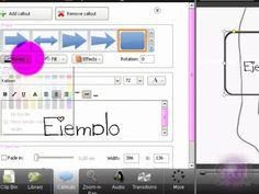 Como usar el camtasia studio 7 camtasia 7 pinterest studio agregar textocallouts a un video en camtasia studio 7 ccuart Gallery