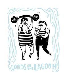 Lords of the Lagoon